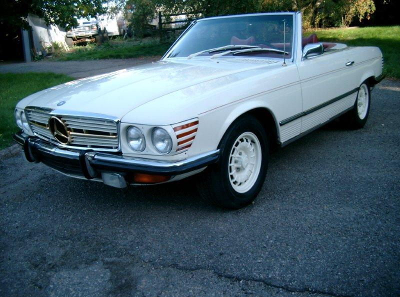 1972 mercedes benz 350sl convertible for sale for Mercedes benz average price